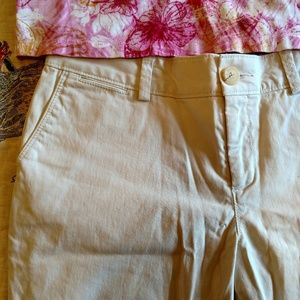 Light Cream Dockers Khaki Pants